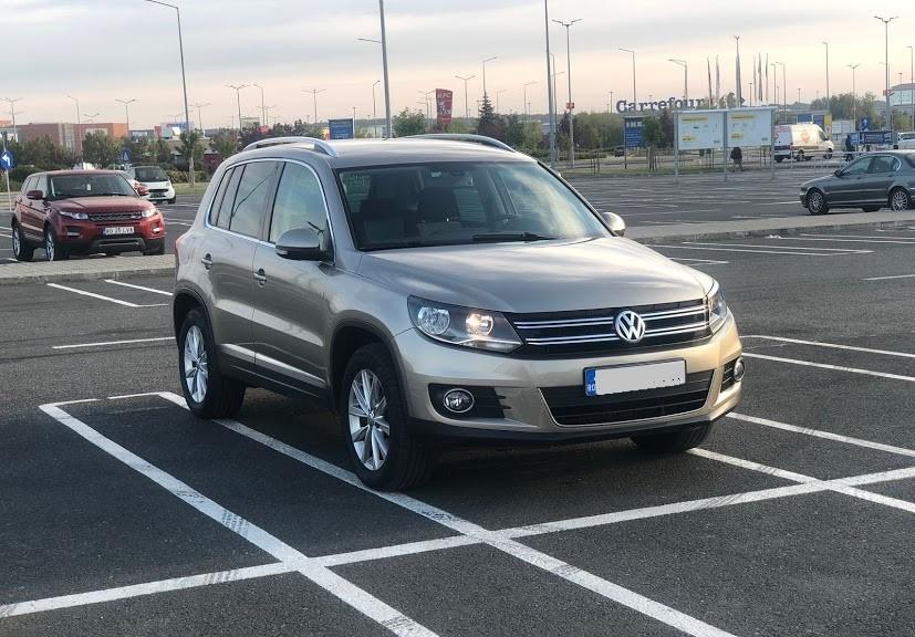 VW Tiguan 2.0 TSI 2012