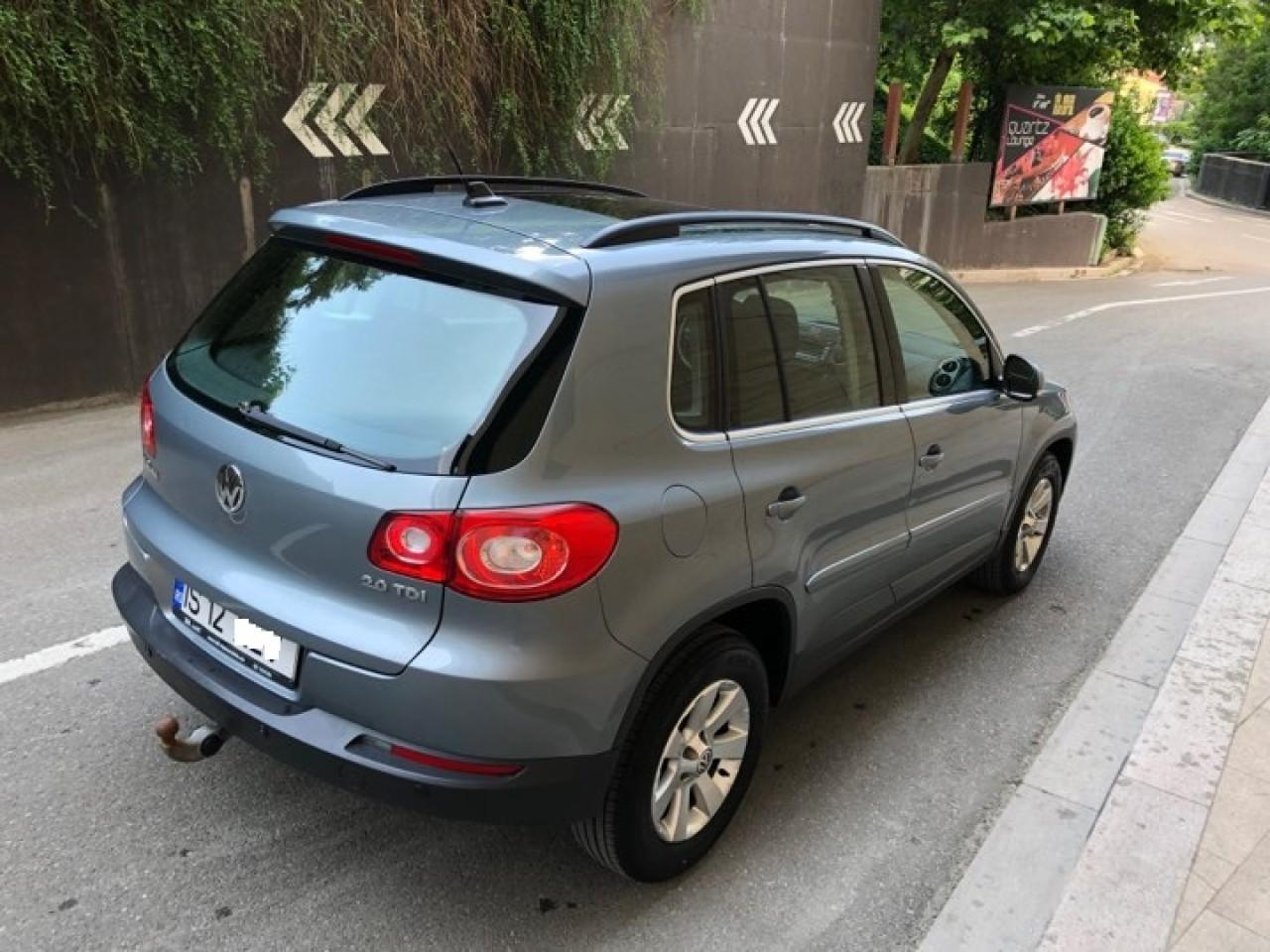 VW Tiguan 2.0diesel 2008
