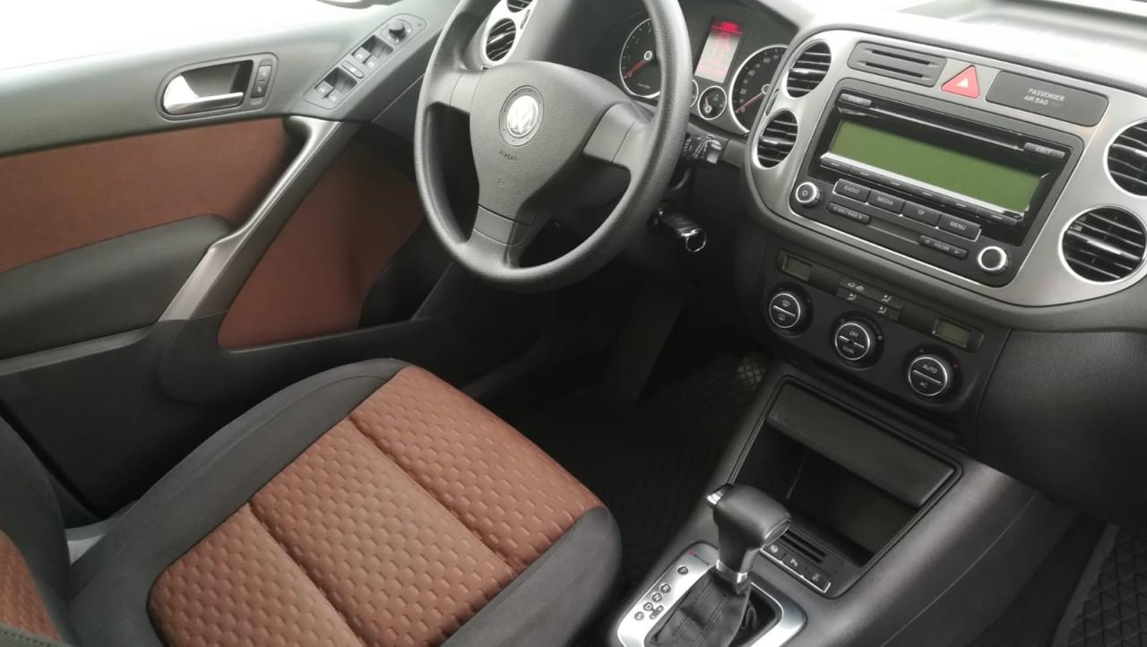VW Tiguan 2.0i 2009