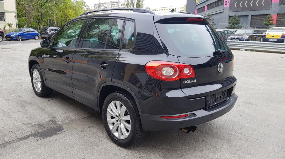 VW Tiguan Benzina 2010