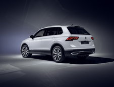 VW Tiguan eHybrid facelift