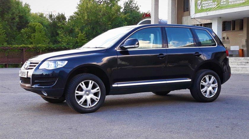 VW Touareg 2.5 174cp 2008
