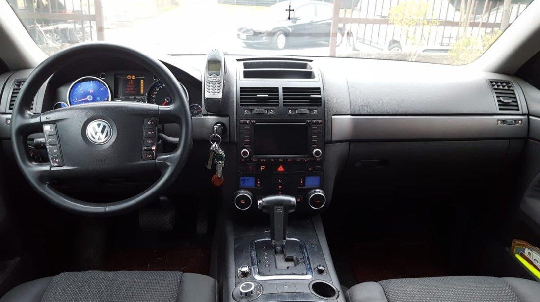 VW Touareg 2.5TDI 2004
