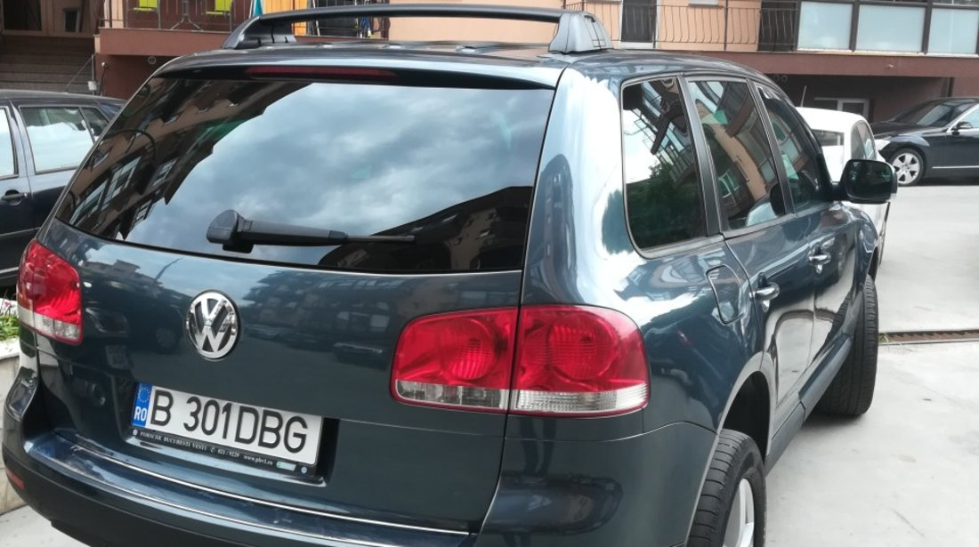 VW Touareg 2500 2006