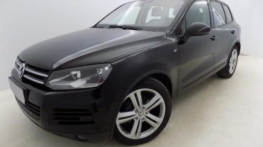VW Touareg 3.0 V6 TDI BlueMotion Tech. 245 CP 4Motion automatic 8+1 r-line Start&Stop 2014