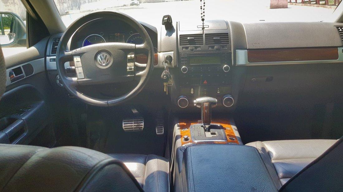 VW Touareg 5.0 V10 2005