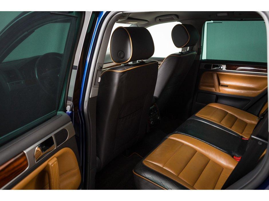 VW Touareg W12 de vanzare