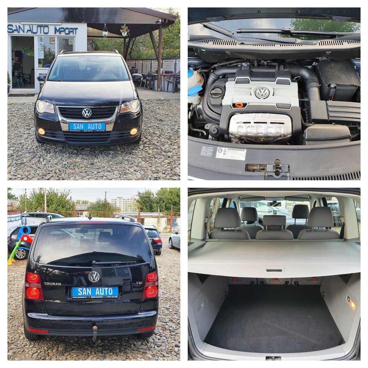 VW Touran 1,4 TSI 2009