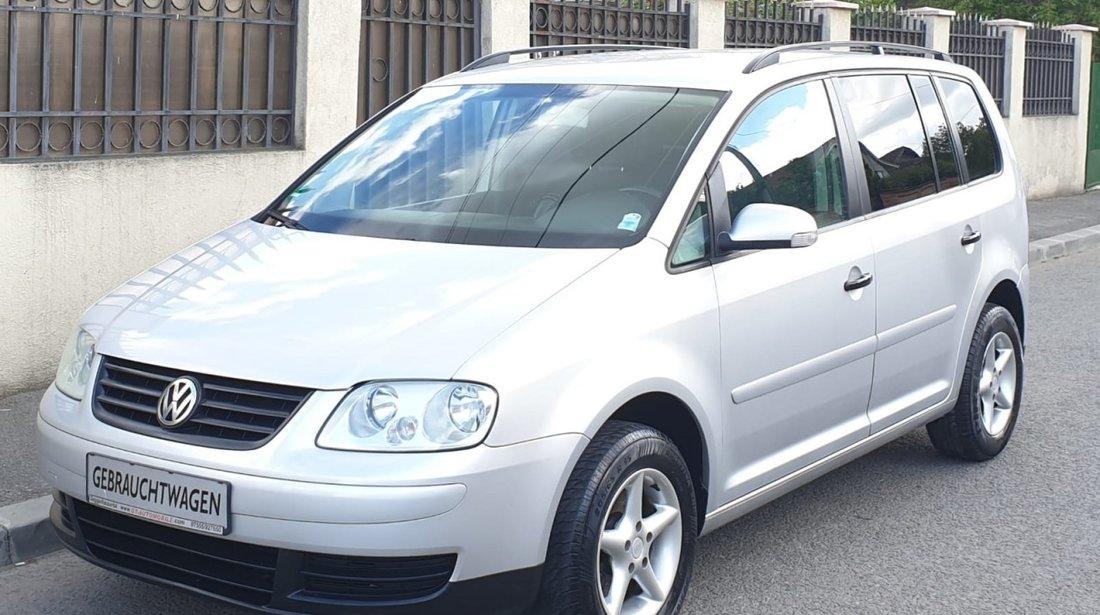 VW Touran 1,9 diesel 2005