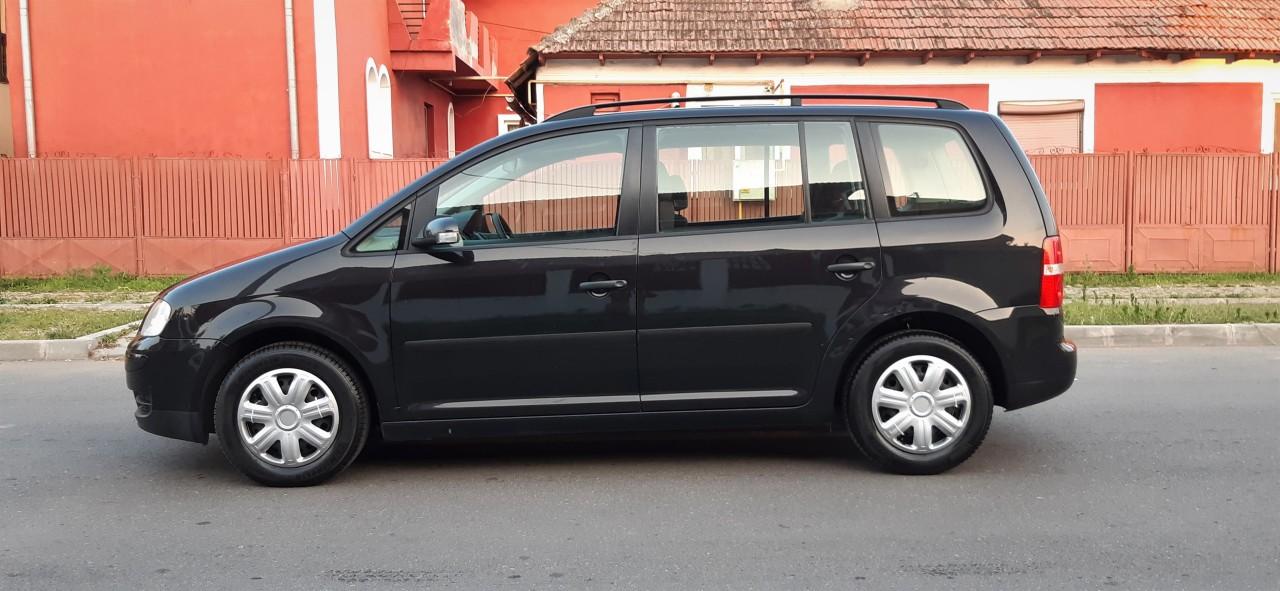 VW Touran 1.9 TDI 2004