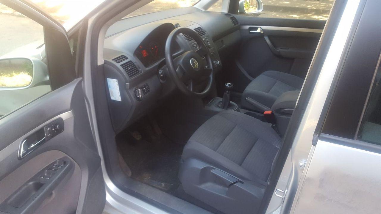 VW Touran 1.9 TDI 2006