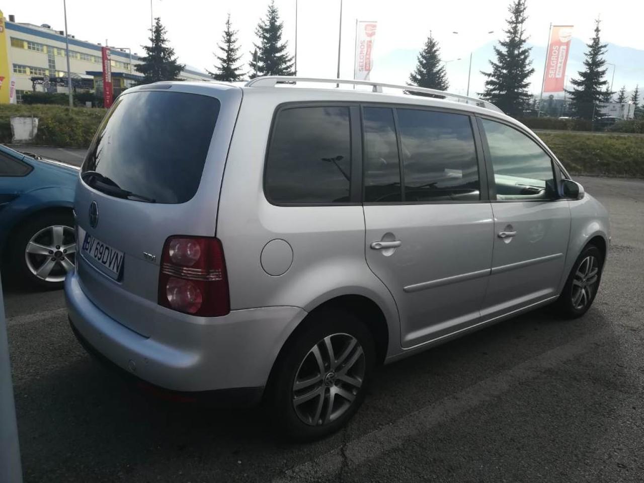 VW Touran 1.9 TDI 2008