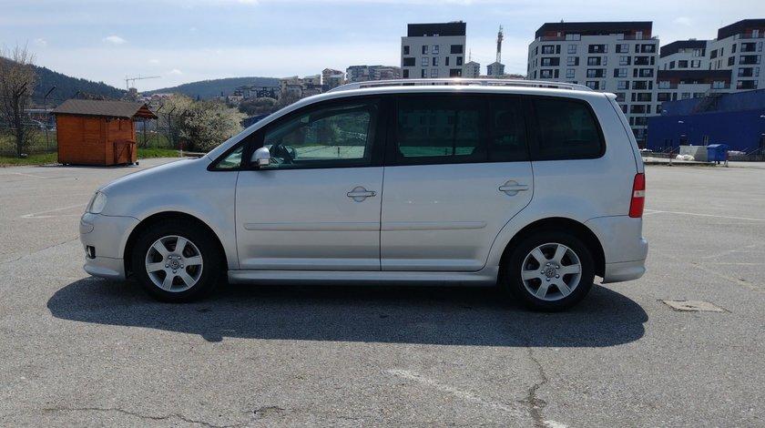 VW Touran 1.9 TDI 6+1 viteze 7 Locuri 2004