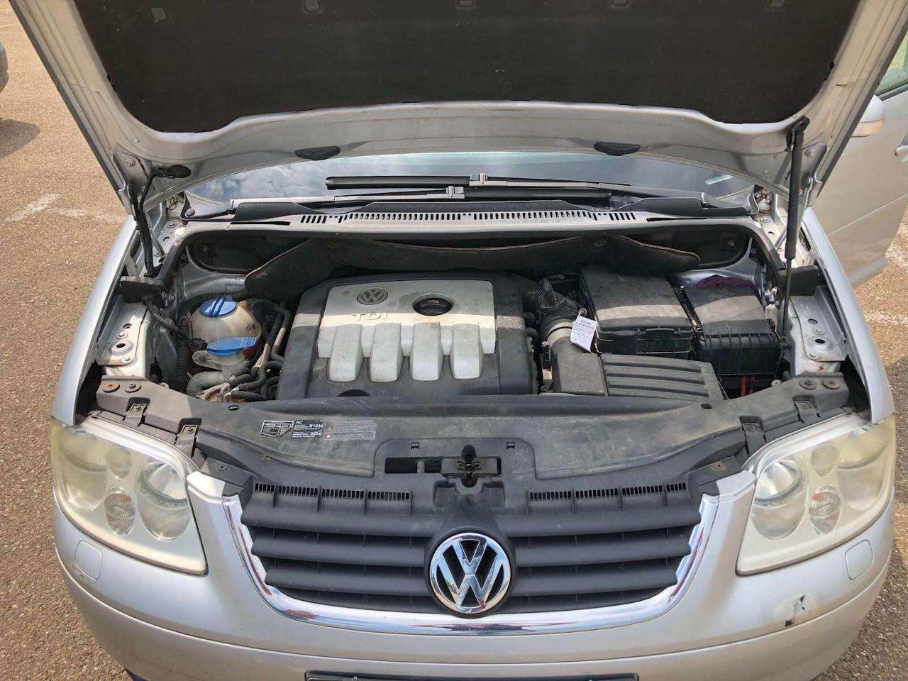 VW Touran 2.0 TDI 2004
