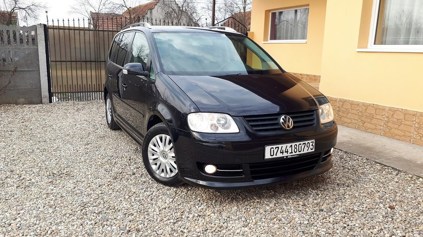 VW Touran 2.0 TDI 2005
