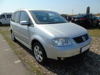 VW Touran 2.0 TDI 2005