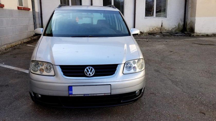 VW Touran 2.0 TDI 2006