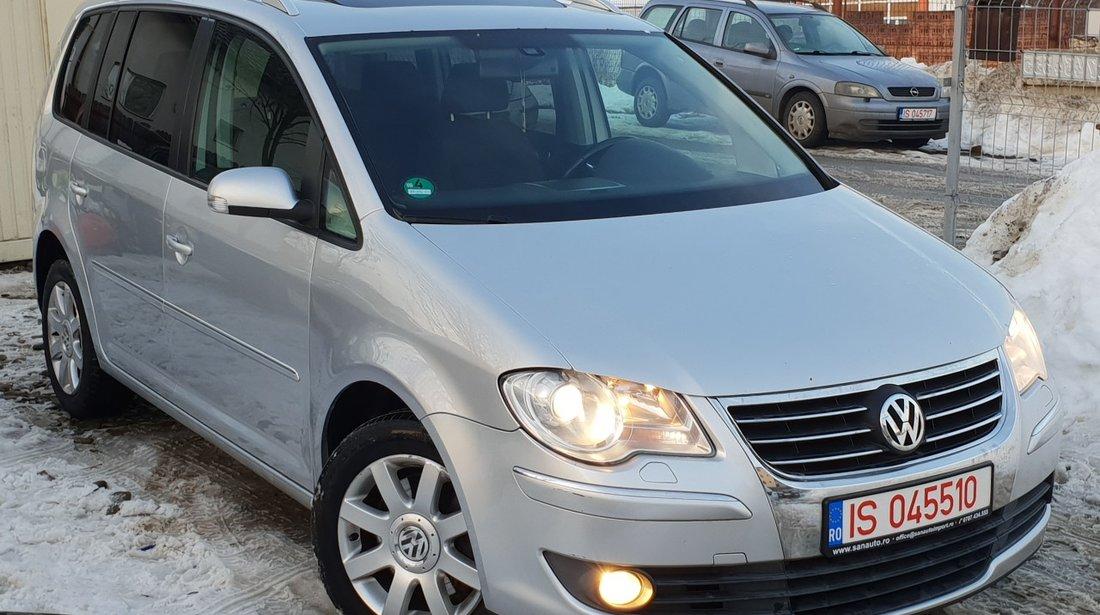 VW Touran 2.0 TDI 2007