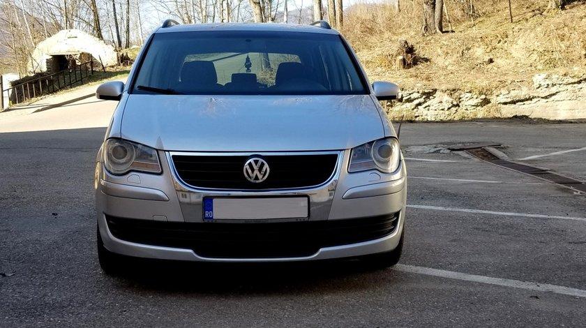 VW Touran 2.0 TDI 2008