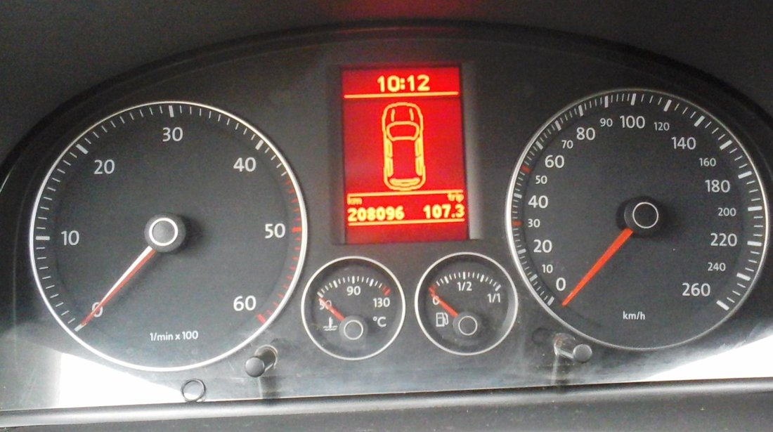 VW Touran 2 2007