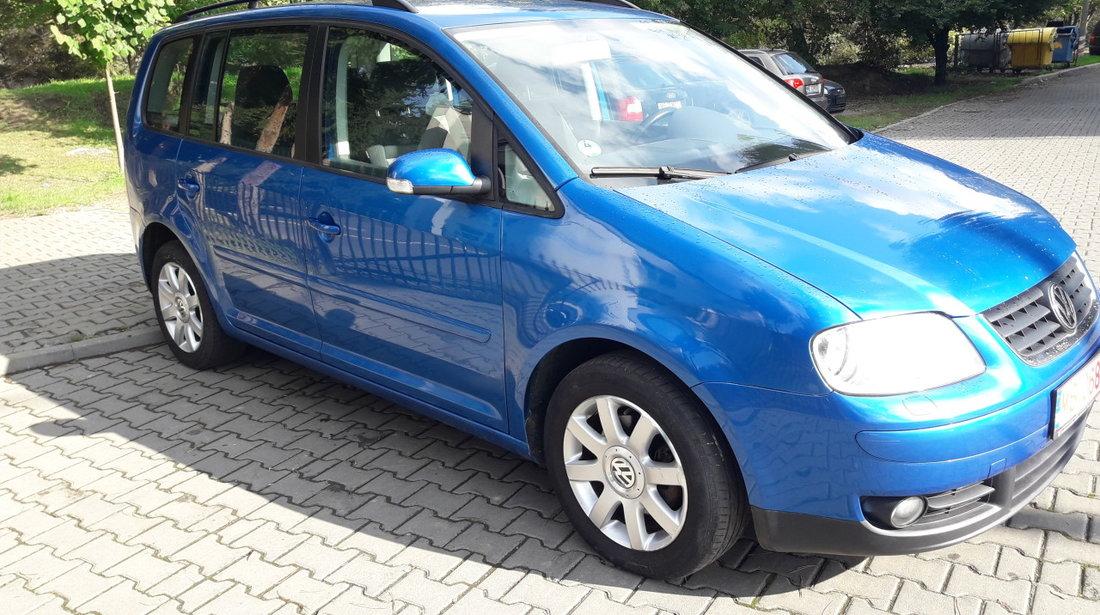 VW Touran BMM 2006