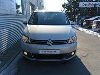 VW Touran Comfortline 2.0 TDI DSG