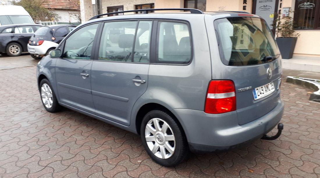 VW Touran HIGH-LINE 7Locuri 1.9 TDI 2006