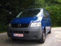 VW Transporter 1.9 TDI 2006