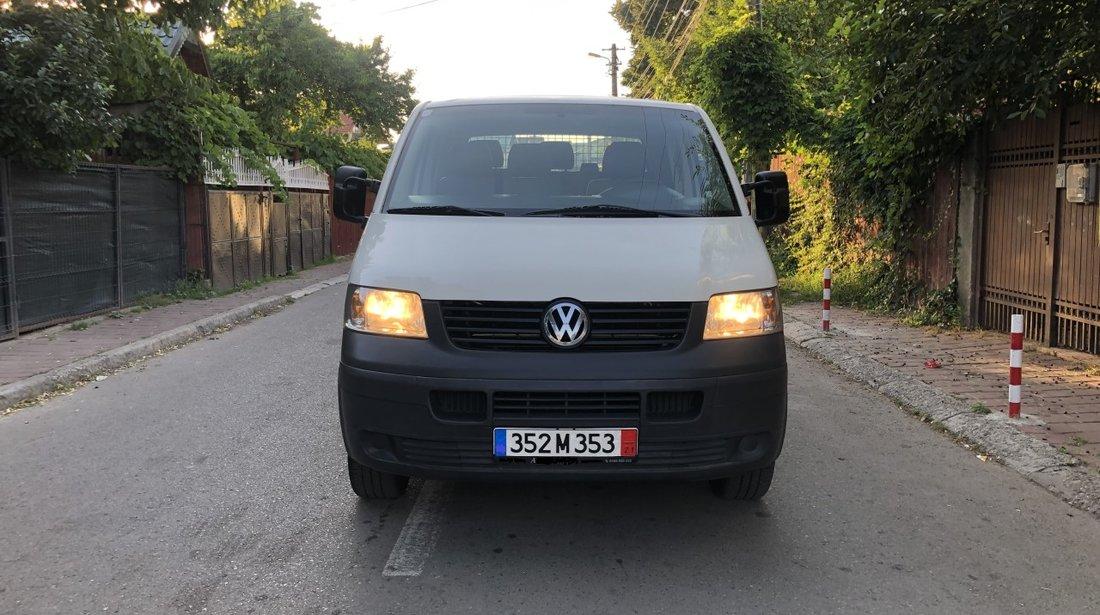 VW Transporter Euro 4 2009