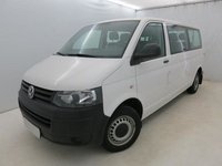 VW Transporter Kombi 8+1 locuri 2.0 TDI 140 CP LWB 2014