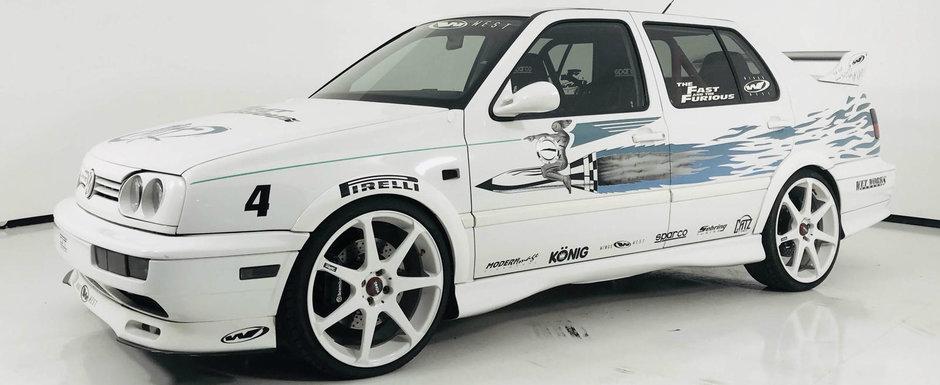 VW-ul Jetta condus de Jesse in primul Fast & Furious e din nou de vanzare, dar pretul s-a dublat