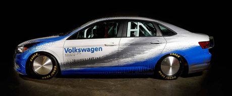 VW vrea un record mondial de viteza la Bonneville. Puterea incredibila stoarsa de nemti dintr-un motor de 2 litri