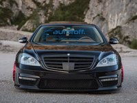 W221 AMG pachet exterior Mercedes S Class