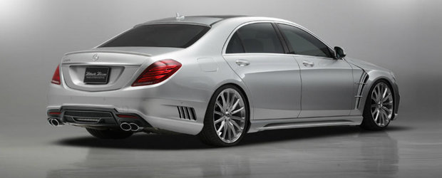 Wald International face o noua victima: un Mercedes S-Class W222