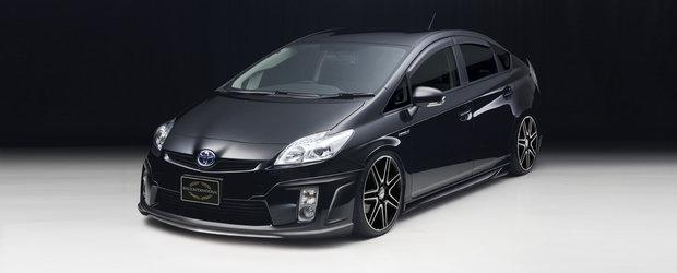 Wald International modifica noua Toyota Prius - Tuning pentru secolul 21