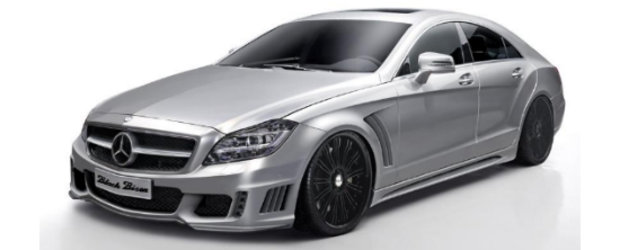 Wald International modifica noul Mercedes CLS