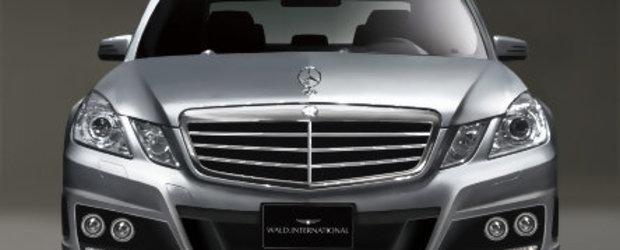 Wald International modifica noul Mercedes E-Class