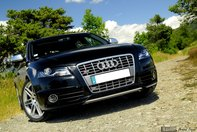 Wallpapers: Audi S4 Avant