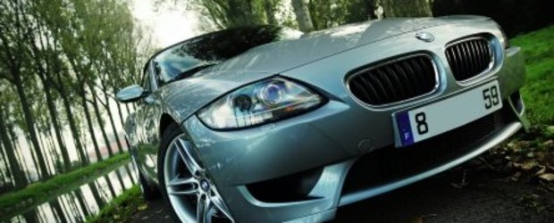 Wallpapers: BMW Z4 M Roadster