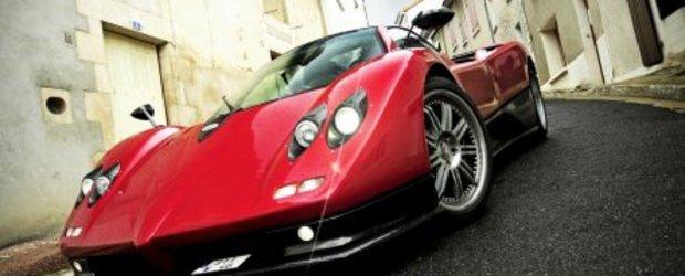 Wallpapers: Pagani Zonda S Roadster