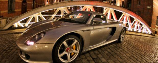 Wallpapers: Porsche Carrera GT