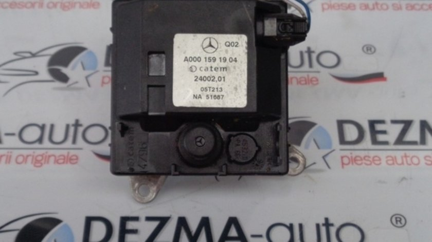 Webasto A0001591904 Mercedes Clasa C (W203) 2.2cdi (id:215553)