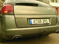 WEBASTO Opel vectra c