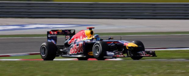 Weekend cu victorie pentru Vettel si Pirelli in Tucia