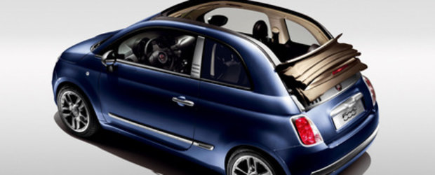 Welcome To The Club: Fiat 500C by Diesel