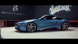 West Coast Customs a tunat cea mai tare masina de la BMW. FOTO si VIDEO cu creatia americanilor