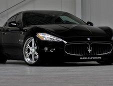 Wheelsandmore modifica noile Maserati Quattroporte si Granturismo