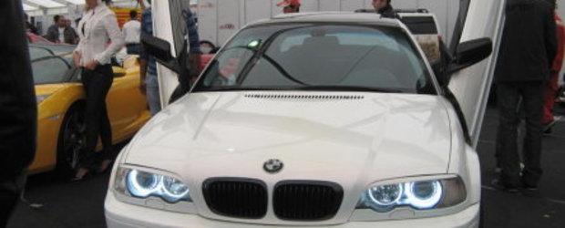 White has a name: BMW E46 by Smiley
