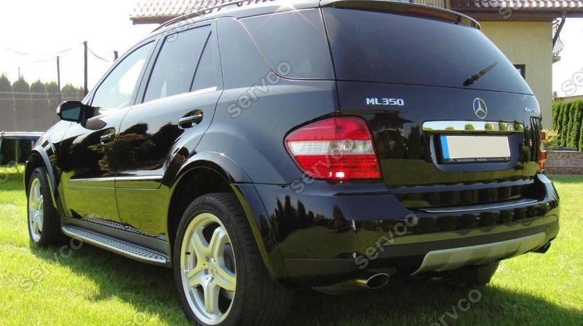 Wide body kit Mercedes W164 ML Class 2005-2011 ver1