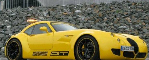 Wiesmann GT MF5 la FIA GT